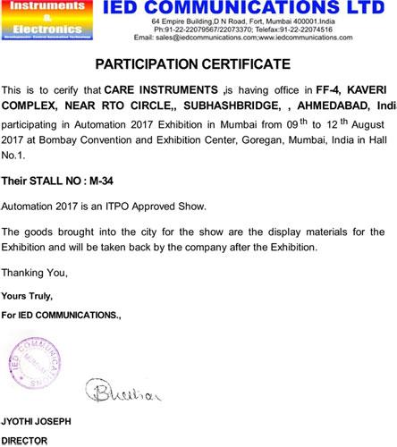 CARE-INSTRUMENTS_Participation-Letter