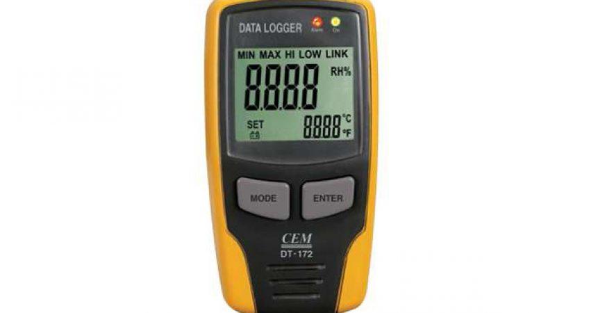 Data logger for temperature supplier in India