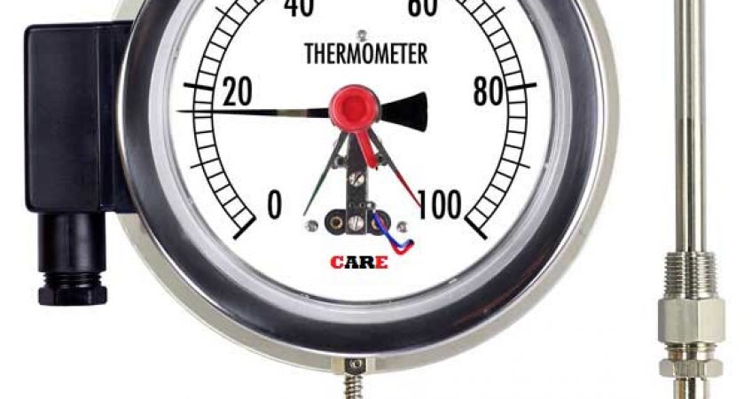 Electric-Contact-Type-Thermometer